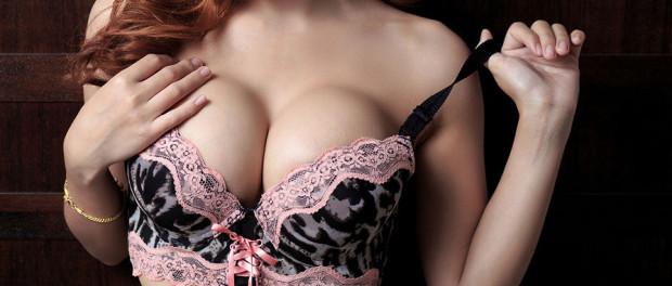 Фото большая грудь женская